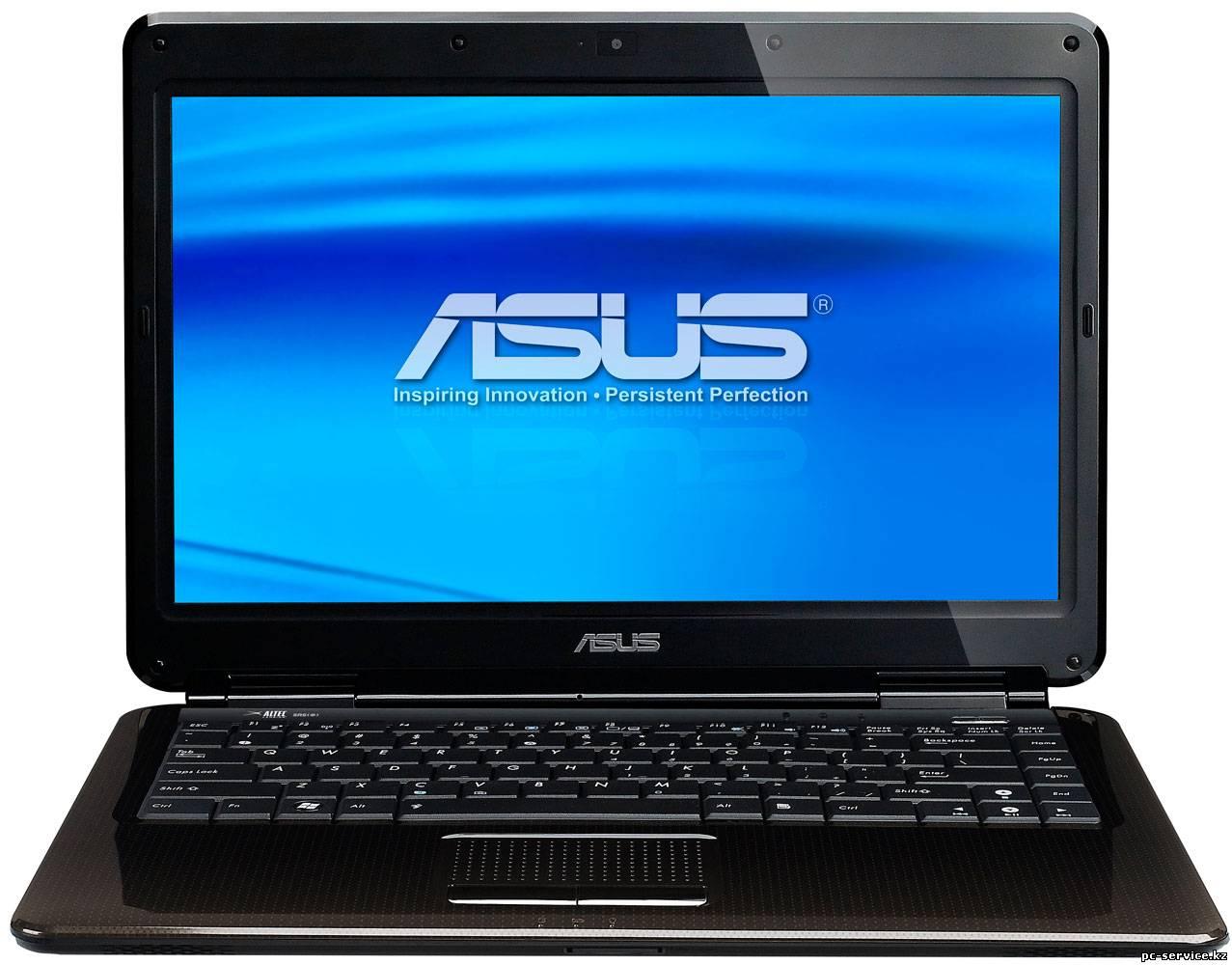 Замена матрицы ноутбука Asus