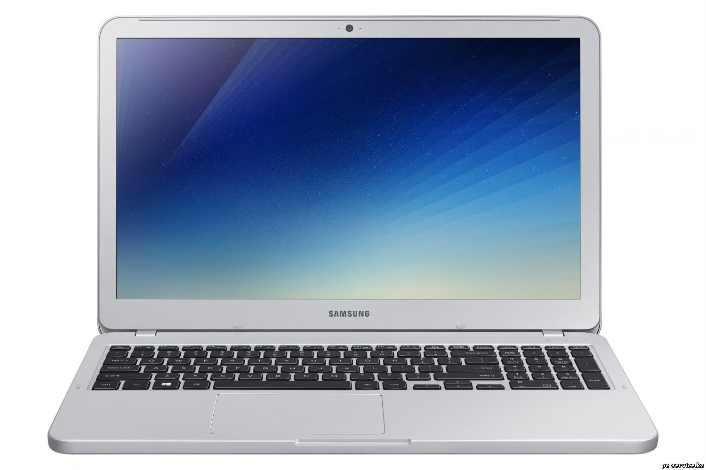 Замена матрицы ноутбука Samsung