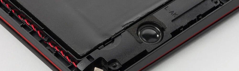 ремонт динамиков на ноутбуке
