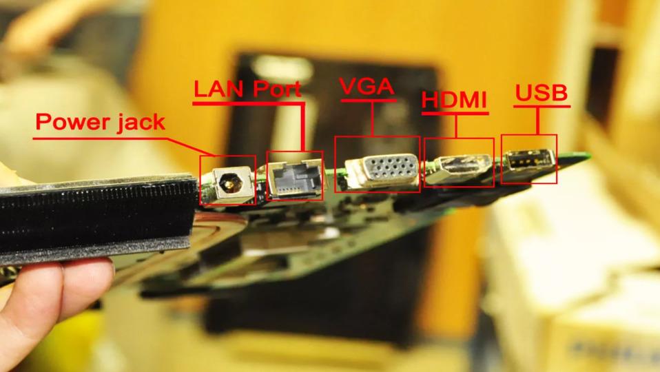замена разъема зарядки, VGA, HDMI