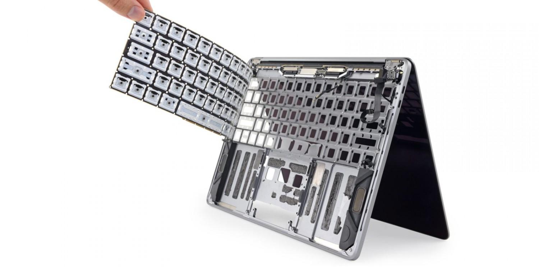 клавиатура для macbook