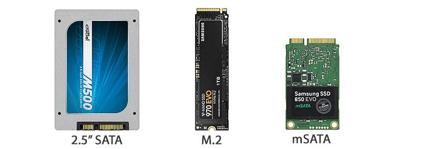 Замена HDD на SSD на ноутбуке