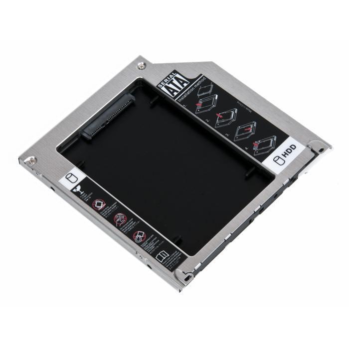 Optibay для ноутбука - Переходник для дисковода на HDD