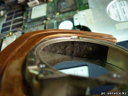 Чистка ноутбука от пыли цена от 3000тг