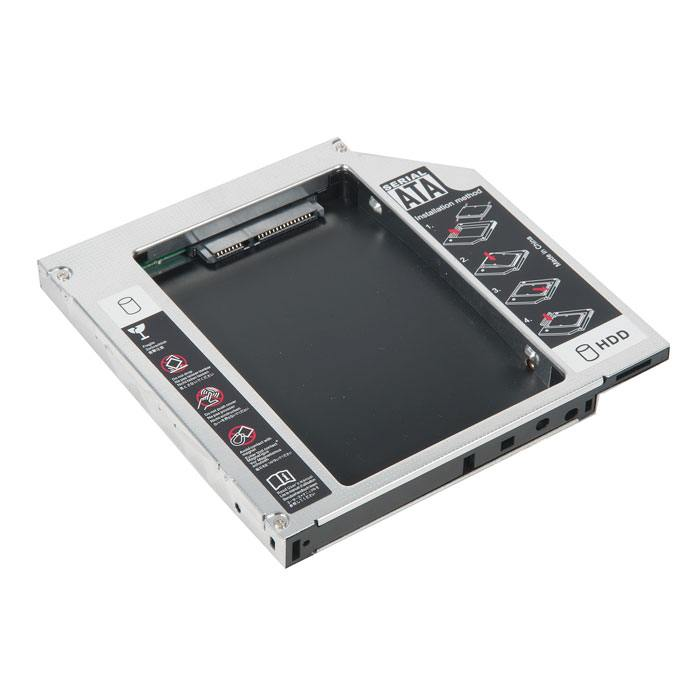 Optibay для ноутбука - Переходник для дисковода под HDD