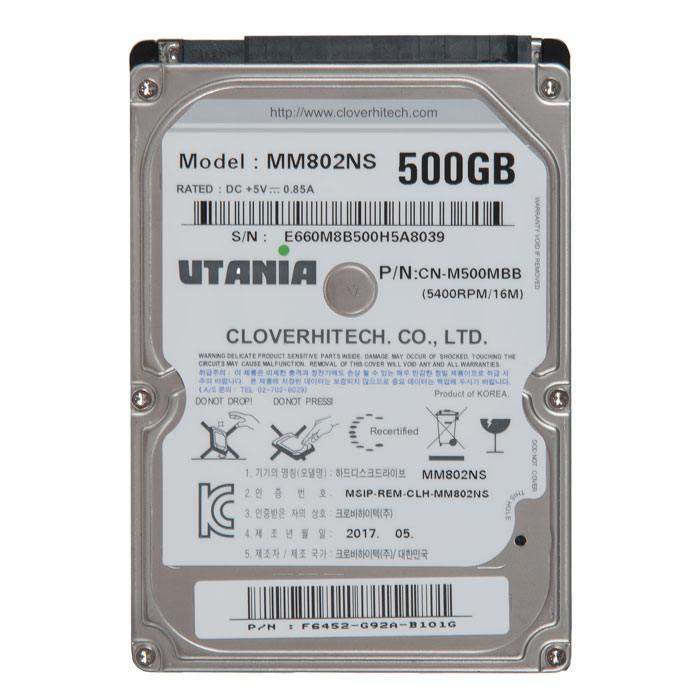Жесткий диск для ноутбука 500GB 2.5