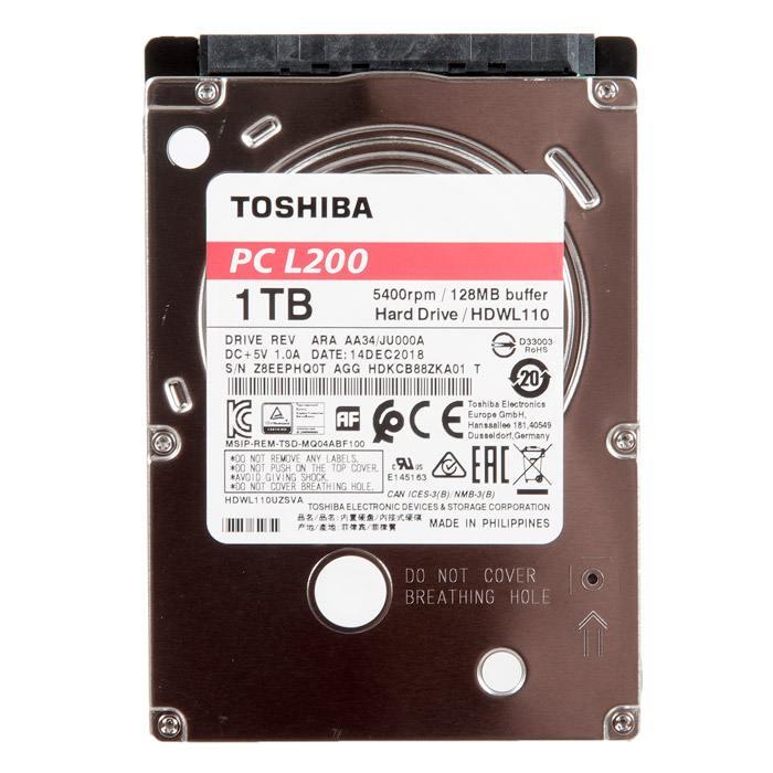 Жесткий диск для ноутбука 1tb 2.5