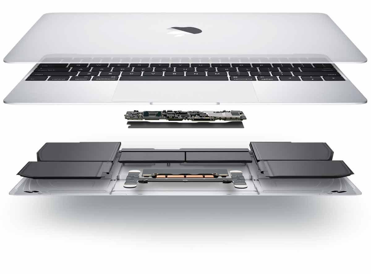 Срочный ремонт macbook