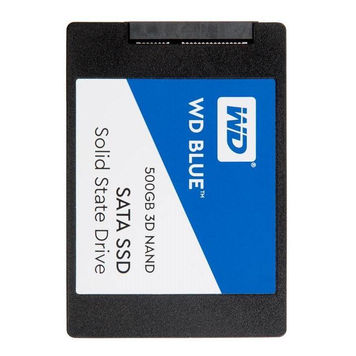 SSD для ноутбука 480GB-500GB