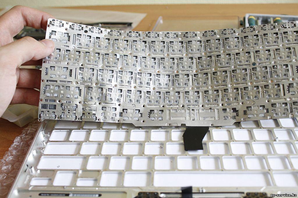Замена клавиатуры Macbook - Ремонт клавиатуры Macbook Air, Pro