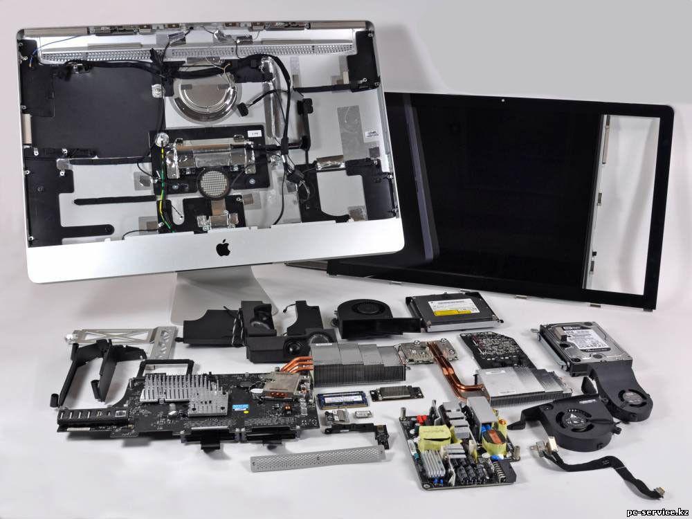 ремонт моноблоков Apple, Acer, Asus, HP, Dell, Lenovo, Sony, Toshiba, Samsung
