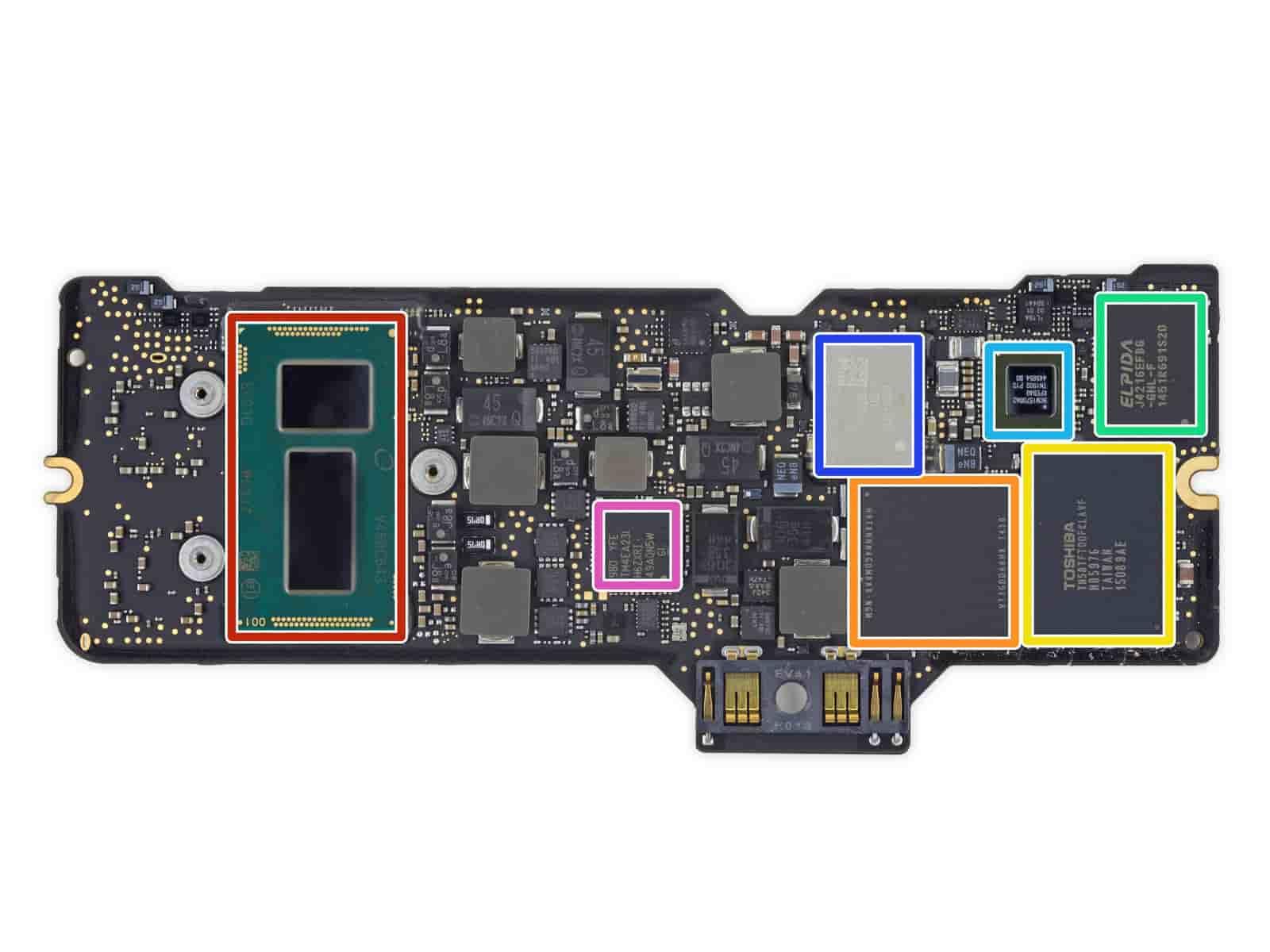 ремонт macbook a1534