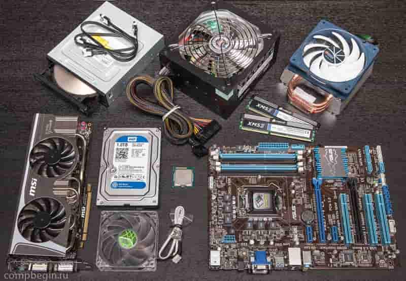 ремонт компьютеров алматы