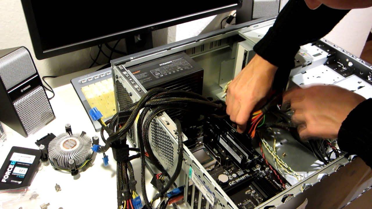 ремонт компьютера алматы
